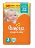 Подгузники Pampers Sleep & Play 5-9 кг, размер 3