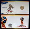 25 рублей FIFA 2018 + альбом буклет