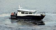 Скоростной морской катер Баренц 900