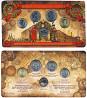 Набор монет 2016 г. ММД выпуск 2