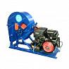 Дисковая рубительная машина (щепорез) ВРМх-400 (бензиновый двигатель)