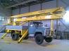 Услуги - аренда автовышки АГП-18, высота подъема 18м в Выборге