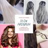 Наращивание волос новая технология / производство