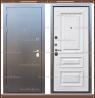 Входная дверь Версаль 1,8 мм Альберо браш белый 90 мм Россия :