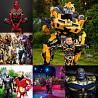 Изготовим костюмы трансформеров, супергероев и другой реквизит