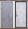 Входная дверь Лофт Серый камень 100 мм Россия