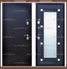 Входная дверь Роста NEW зеркало Медный антик / Венге 80 мм., Россия :