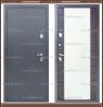 Входная дверь Фараон зеркало Серое букле / Венге 100 мм. Россия :