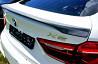 Спойлер на крышку багажника BMW X6 F16 2015-н. в