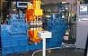 Пресс гидравлический с чпу для пробивки отверстий в уголках