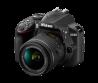Продам фотоаппарат Nikon D3400