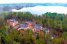 Действующий пансионат с лечебным блоком в Ленинградской области