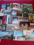 Наборы открыток Советского периода
