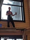 Мойка окон, витрин, балкона, лоджии / Уборка